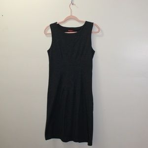 Dark Gray Merona Sleeveless Dress